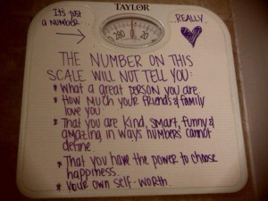 scale with truth